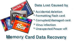phục hồi dữ liệu thẻ nhớ