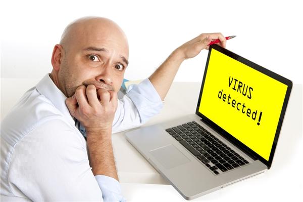 virus ăn mất dữ liệu