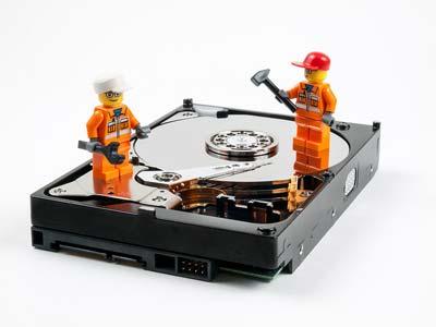 Cứu dữ liệu ổ cứng bị bad sector