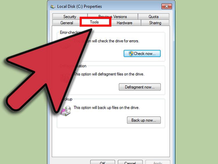 Cách sửa lỗi Bad Sector trên Windows 7 -4
