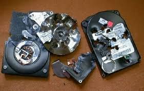 ổ đĩa cứng bị hỏng