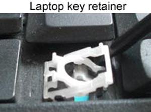 phím máy tính xách tay bị hỏng