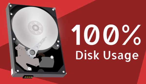 lỗi full disk